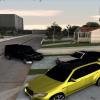 BMW X5, MERCEDES G500 ir MERCEDES OLD