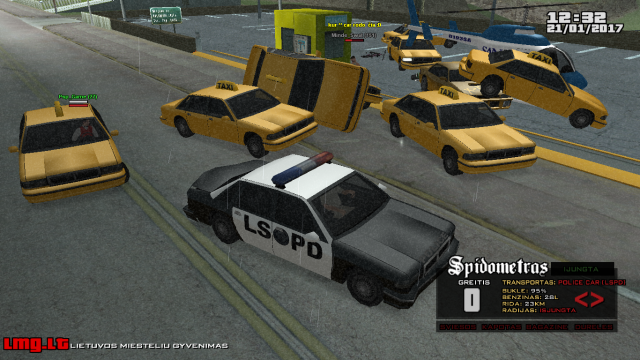 Taxi nemiega