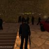 Pagalba Bianchi crime. Susirinkimas bazėje.