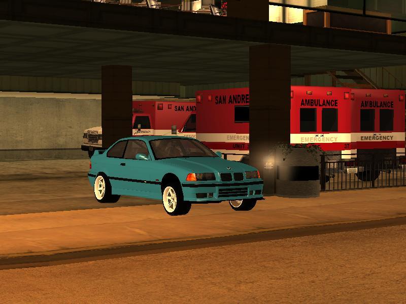 Mano BMW iš priekio.