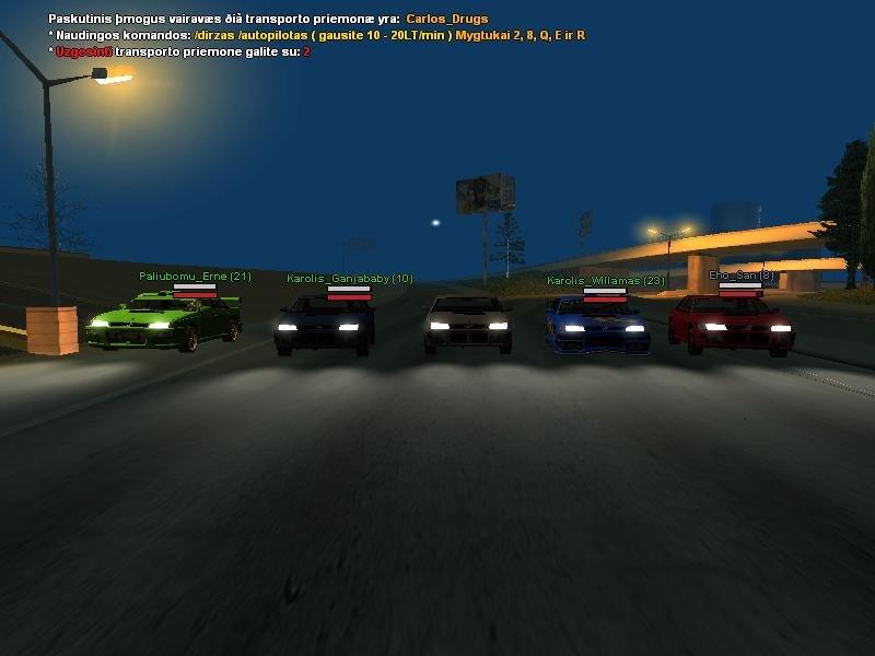 LMG Drag Racing 2k17