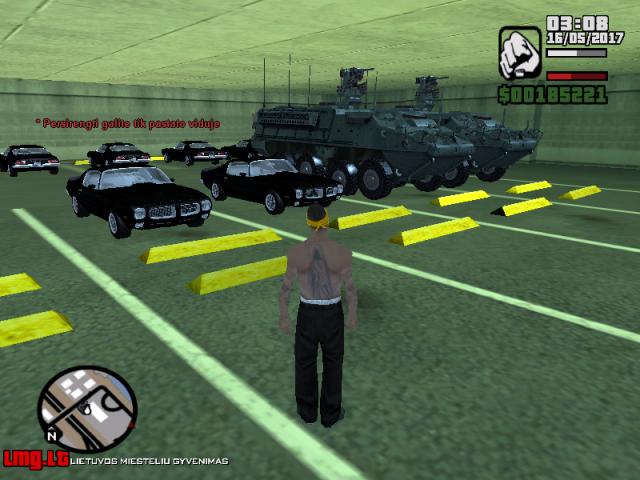 Swat Transportas.