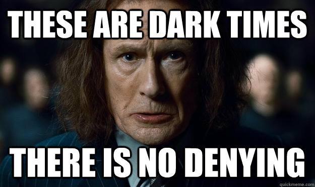 Tamsūs laikai.