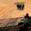 Swatams treniruotė, o tuo tarpu medikams poilsis.