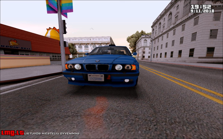 BMW M5 E34 US-SPEC
