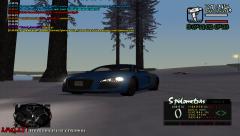 Audi yra ahujiena mašina