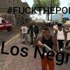 Los Negros misija dar nebaigta. Mes dar sugrįšime, mano juodieji broliai ir seserys.