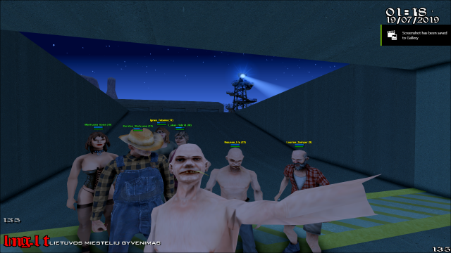Žaidėjų Avatarai