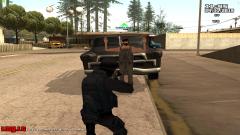 SWAT kasdienybė.